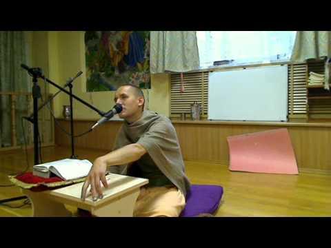 Бхагавад Гита 1.23 - Ишан Тхакур прабху