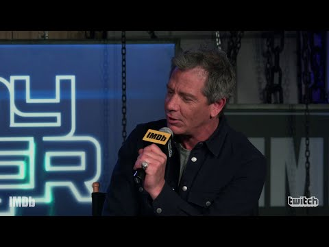 Ben Mendelsohn Interview About His Character In 'Ready Player One' | IMDb EXCLUSIVE