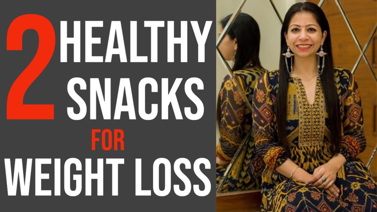2 Healthy Evening Snacks For Weight Loss | Indian Snacks Recipes | Fat to Fab | Suman Pahuja