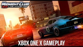 Midnight Club: LA – Complete Edition - Xbox One X Backwards Compatible Gameplay (1080p/60FPS)