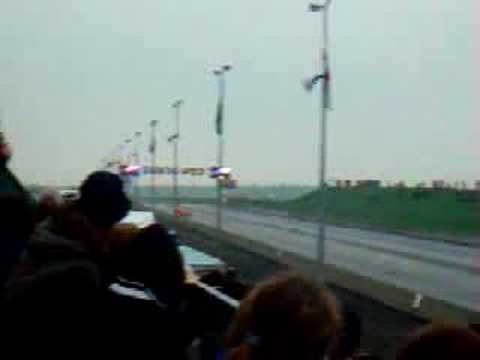Volkswagen beetle drag racing