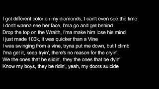 Lil Uzi Vert - Sanguine Paradise - lyrics