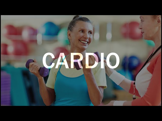 L3 - Cardio workout