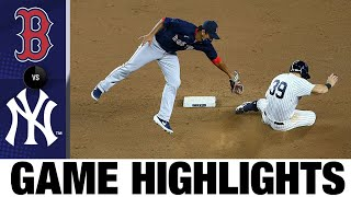 Gio Urshela hits grand slam in Yankees' win | Red Sox-Yankees Game Highlights 8/1/20