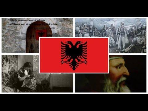 Gjurme Shqiptare - Historia e Flamurit Shqiptar