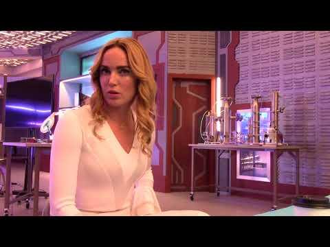Caity Lotz Talks 'Legends of Tomorrow' Season 3