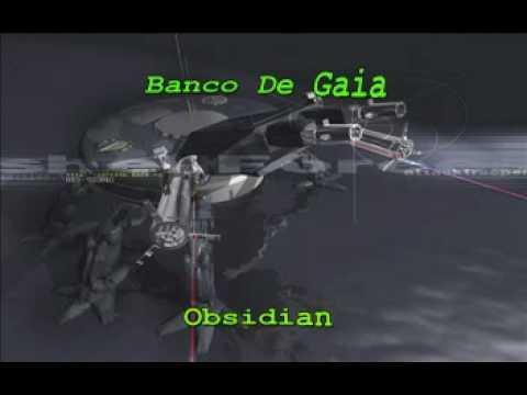 Banco de Gaia - Obsidian mp3