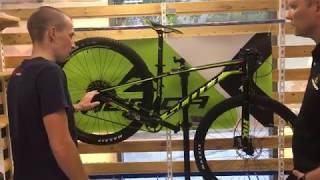 Обзор на велосипед SCOTT SCALE 930 (2018)