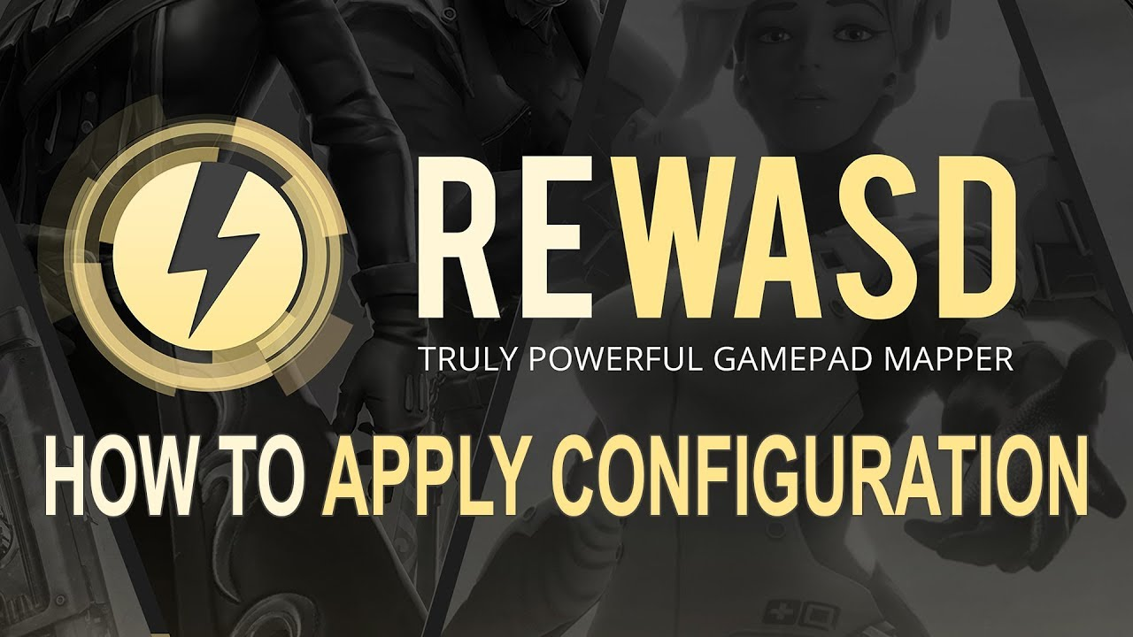 reWASD - How to Apply TEKKEN7 Configuration