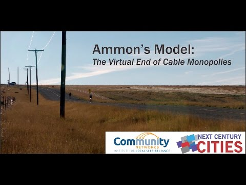 Ammon's Model: The Virtual End of Cable Monopolies