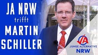 Martin Schiller: Der Europakandidat aus der linksten Stadt Deutschlands!