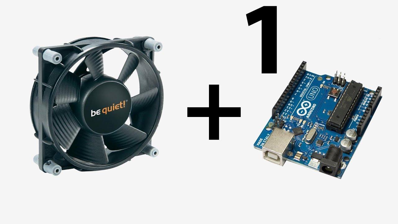 Arduino Tutorial Controlando Un Ventilador Motor Dc