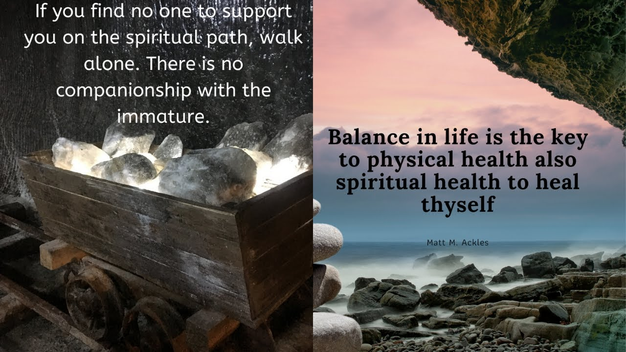 Health Healing Spirituality Yoga Quotes To Uplift And Inspire You Youtube