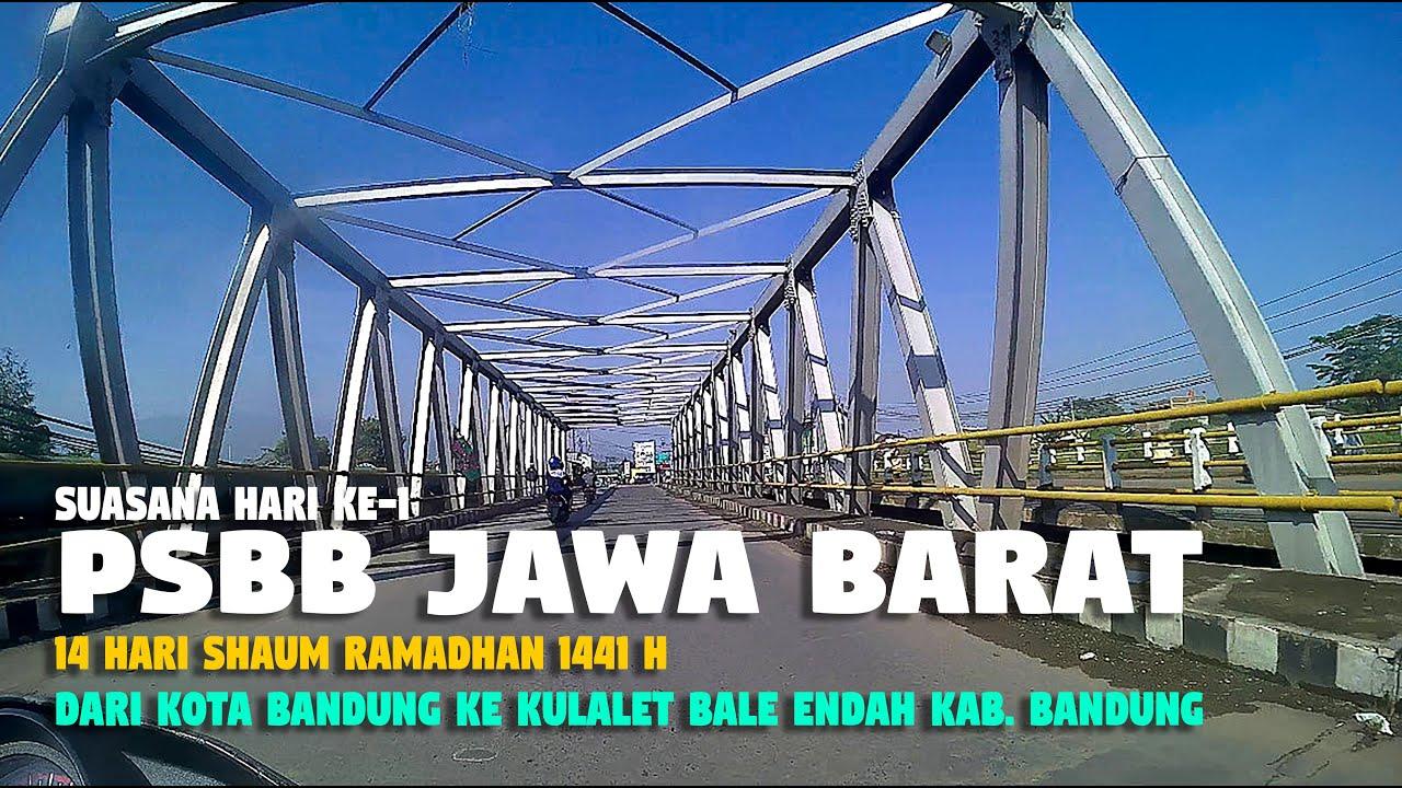 PSBB Jawa Barat di Kab. Bandung - YouTube
