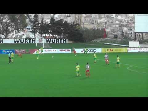 PSC Malta Development Tour 2017: v Zebbug Rangers F.C. (First Half)