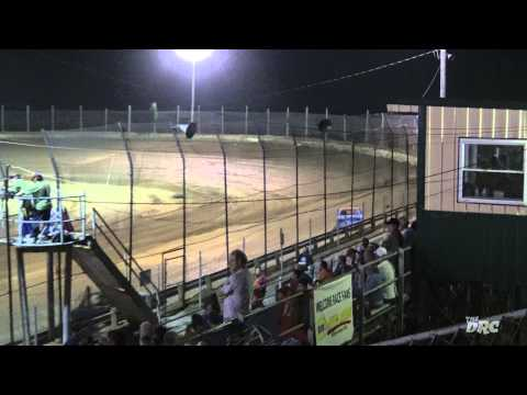 Moler Raceway Park | 8.28.15 | The DRC Crazy Compacts | Heat 2