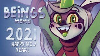 Beings // Animation Meme // ✧・゚: ⋆ HAPPY NEW YEAR ! ✧・゚: ⋆