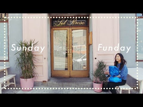Weekend GRMW + Vlog Adventures: Dating Apps & Laundry in NYC
