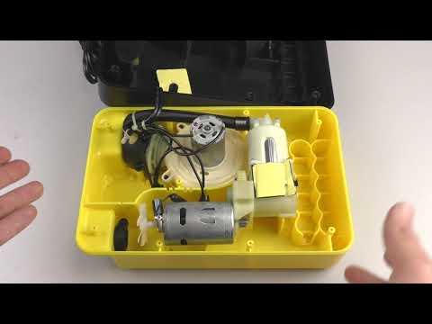 Электрический насос для