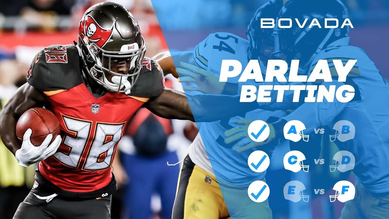 bovada live betting football parlays