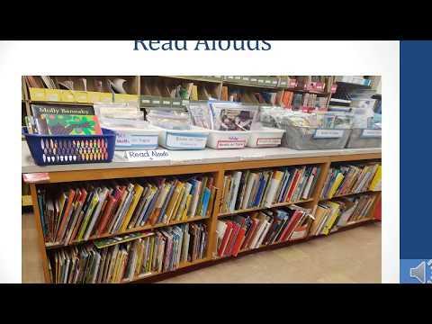 Braddock Elementary School Literacy Handbook Presentation 2018 19