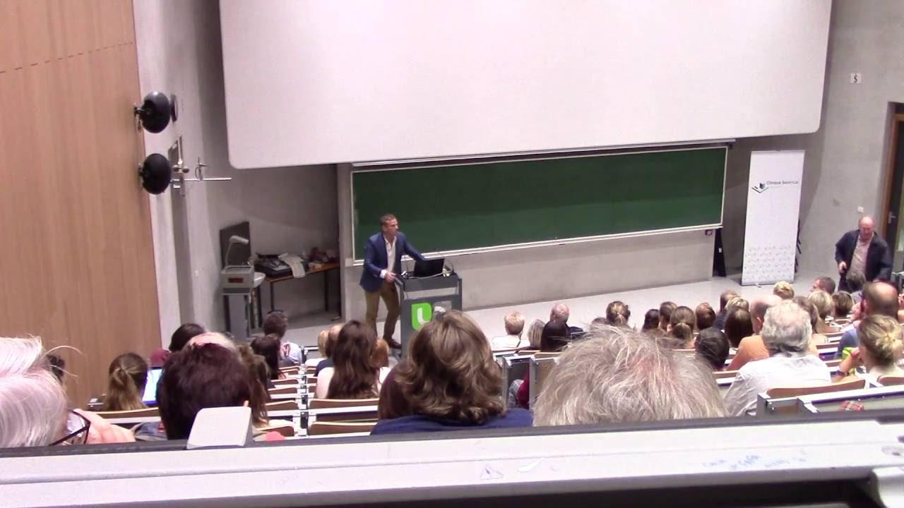Conférence sur le traitement de l'épaule en RPG par Philippe Souchard