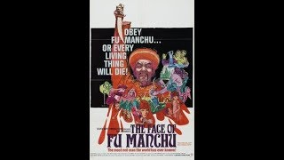 Fu Manchu: The Solution to Asian Sex Whining