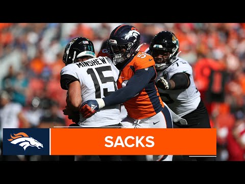 Every Broncos Sack From The 2019 Season