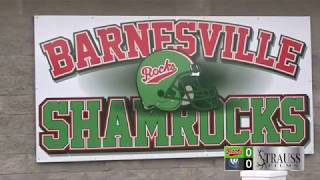 Rocks vs. Warren | Barnesville Shamrocks | Football | 10-8-2019