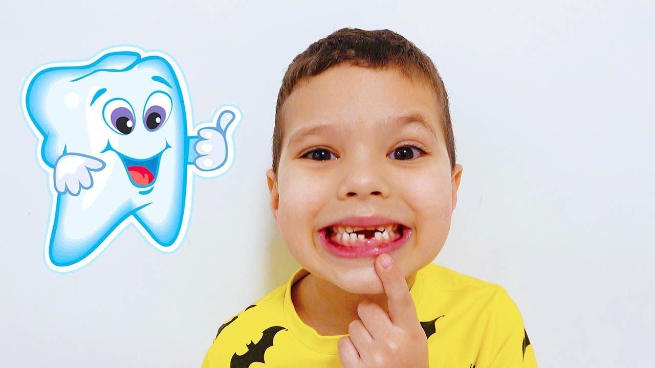 Егорка и история про выпавший зуб