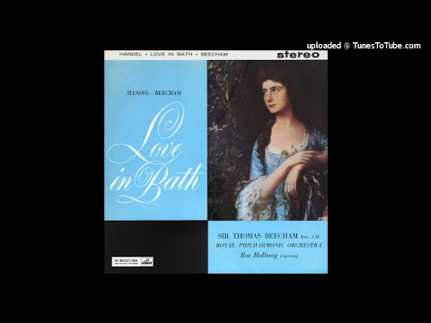 Thomas Beecham (after Handel) : The Great Elopement (Love In Bath), ballet (1945) part one
