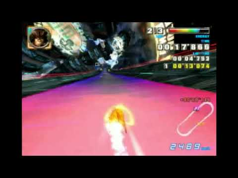 """F-Zero GX Snaking - Mute City Sonic Oval 33""""817 With Mad Wolf"""