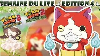.: Semaine du Live - Edition 4 :.  Yo-kai watch 2 #4 LES LIMBES ETERNELLES (suite)