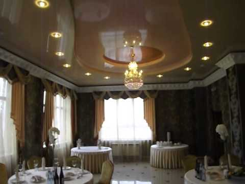 Банкетные залы Омска: ФанФан (Золотой зал)