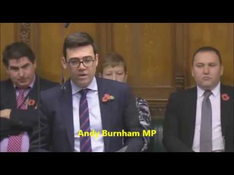 Urgent Question on Orgreave - Andy Burnham