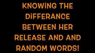 Knowing The Difference Between Her Release And Random Words | Goldendoodle | Dog Training Atlanta