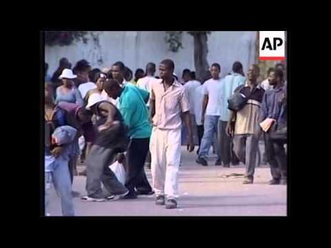 Arrests, rebel comments in Cap Haitien, reax in Port au Prince