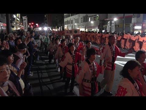 会津まつり(会津磐梯山踊り)