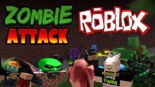 The FGN Crew Plays: ROBLOX - Zombie Attack