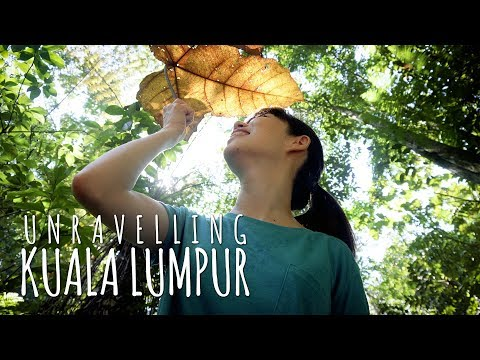WOW air travel guide application | Kuala Lumpur