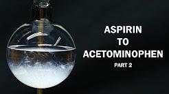 Aspirin to Acetaminophen - Part 2 of 6:  Conversion of ASA to Salicylic Acid