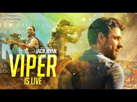 Jack Ryan Roleplay ft. Team S8UL || PUBG Mobile || Amazon Prime Video