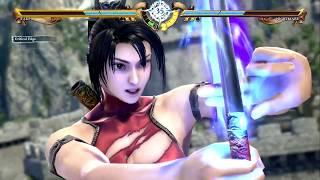 SoulCalibur VI - Andyroo (Taki) vs Silent Joel (Nightmare)  [E3 Build]