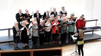 Klaukkalan kirkon kevätkonsertti 2019