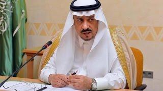 فيصل بن بندر: الرياض ستكون أكثر جمالاً بعد انتهاء المشروعات