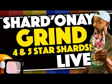 [Live] SHARD'ONAY: 4 Tries for 5 Star Iceman 2260 Shards To Go!