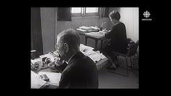 En 1967, Jean-Paul Sartre et Simone de Beauvoir se racontent à la télévision canadienne