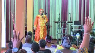 Pastor Sarah Mutesi - Byose birahinduka ariko umugambi w'Imana ntuhinduka (3)