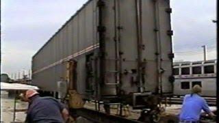 Amtrak Auto Train Behind the Scenes Tour + Cab Ride (1999)