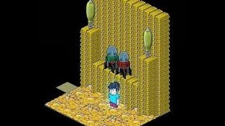 HABBO- COMO LUCRAR DO 0 NO HABBO! #1